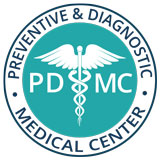 Preventive and Diagnostic Medical Center Logo